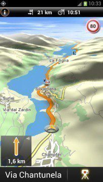 Navigon Europe: cesta je dlouhá...