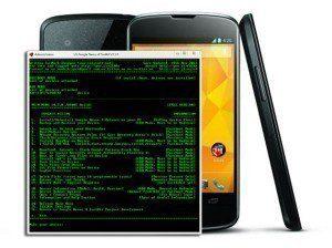 Nexus 4 Toolkit