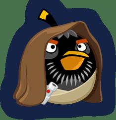 obiwan kenobi angry bird