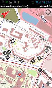 RMaps: mapové podklady Cloudmate