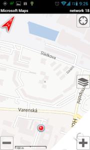 RMaps: mapové podklady od Microsoftu