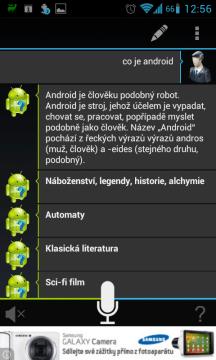 ...nebo vám vysvětlí, co je Android