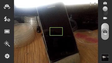 Aplikace Fotoaparát v telefonech Samsung je bohatší