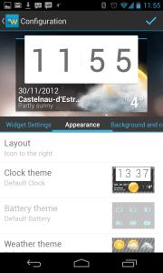 Nové (intuitivnější) uživatelské rozhraní