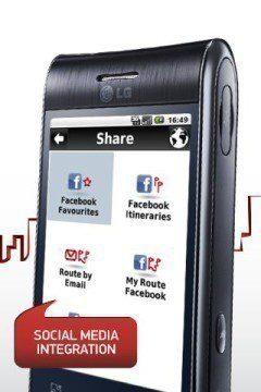 Integrace se sociálními sítěmi