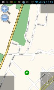 Mapa OSM