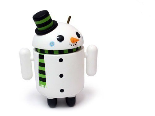 android-snowman-1