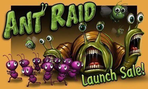 ant raid main