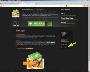 Klikněte na odkaz Add a device