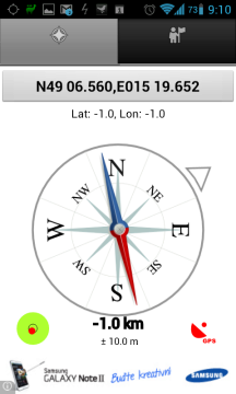 GeoCompass