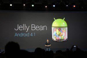 Jak to vypadá s aktualizací Galaxy S II na Jelly Bean?