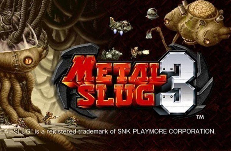 metal slug 3 nahled