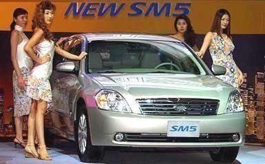 NEW SM5 Samsung auto