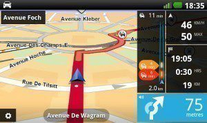 TomTom pro Android