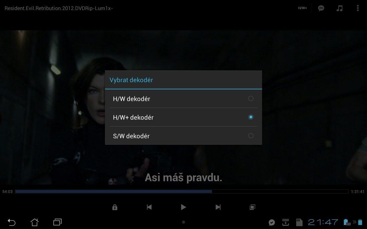 Poradíme, jak na přehrávání filmů na Androidu