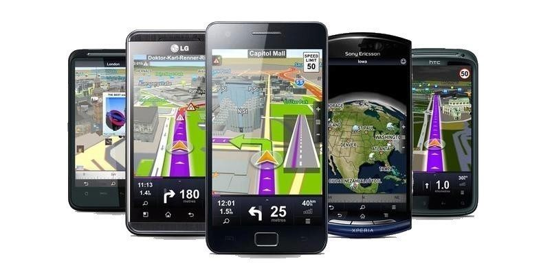 Sygic GPS Navigation v12.1.3 Cracked Apk For Android