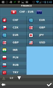 Nabídka je omezená pouze na hlavní měny
