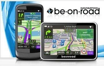 Vyhrajte mapové podklady do navigace BE-ON-ROAD!