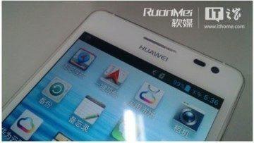 5palcový Huawei Ascend D2