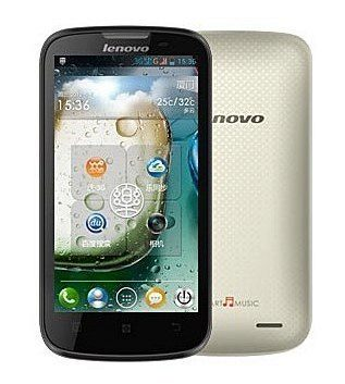 Lenovo IdeaPhone A800