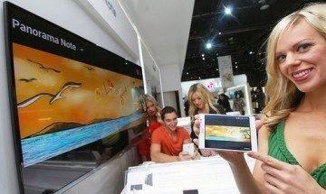 LG představilo Panorama Note pro Optimus Vu II