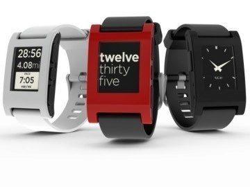 Chytré hodinky Pebble