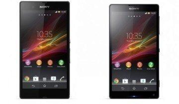 Sony Xperia Z a Xperia ZL