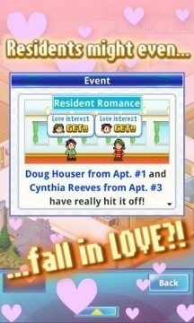 dream house days android game 2