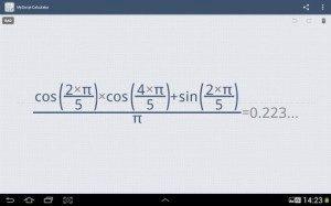 MyScript Calculator: řešení složitých výpočtů