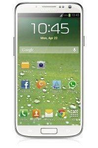 Údajná tisková fotografie Samsungu Galaxy S IV