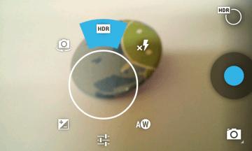 Aplikace Fotoaparát v Androidu 4.2 umí HDR snímky