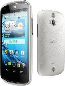 Acer Liquid E1 (zdroj: hi-tech.mail.ru)