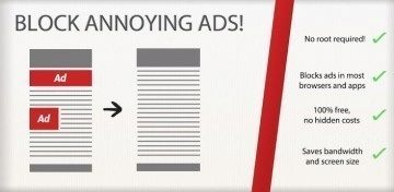Adblock Plus sliboval web bez reklamy