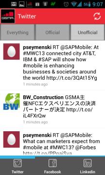 Co se na Twitteru píše o MWC?