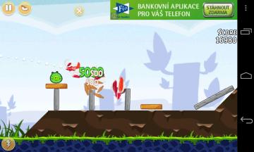 Všechny animace v Angry Birds byly naprosto perfektní