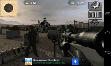 U hry Arma 2: Firing Range  Nexus 4 nezaváhal