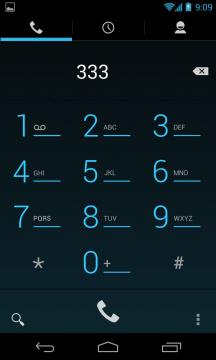 Číselník slouží k zadávání čísel