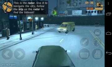Grand Theft Auto III - ani v náročnějších situacích se telefon nezadýchal