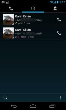Protokoly volání