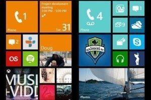 Prostředí systému Windows Phone 8