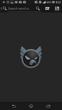Falcon Pro: vyhledávání