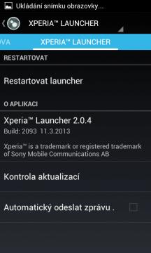 Info o aplikaci