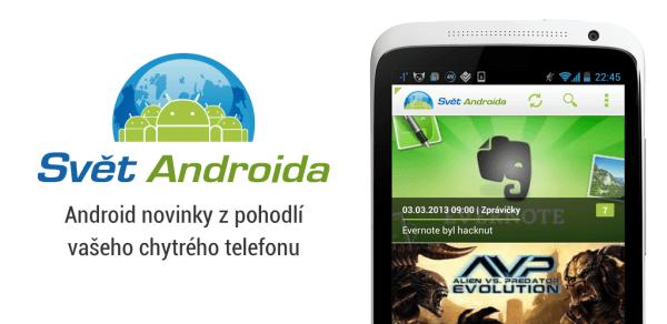 aplikace svět androida hd 2.0 (android)