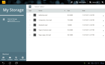 File Manager app