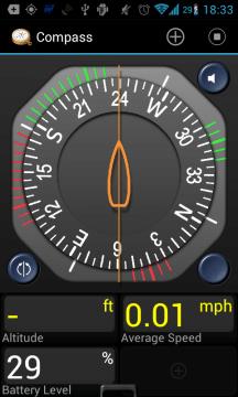 GPS Essentials: kompas