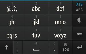 Kdo nemá rád QWERTY, může použít klasickou klávesnici