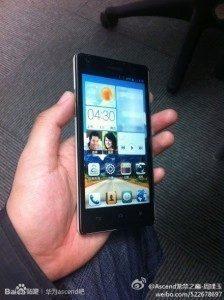 Toto je údajně Huawei Ascend G700