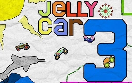 jelly car main