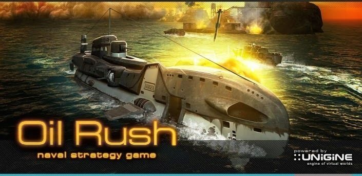 oil rush featured