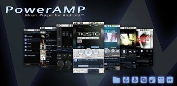 PowerAmp-android-music-player